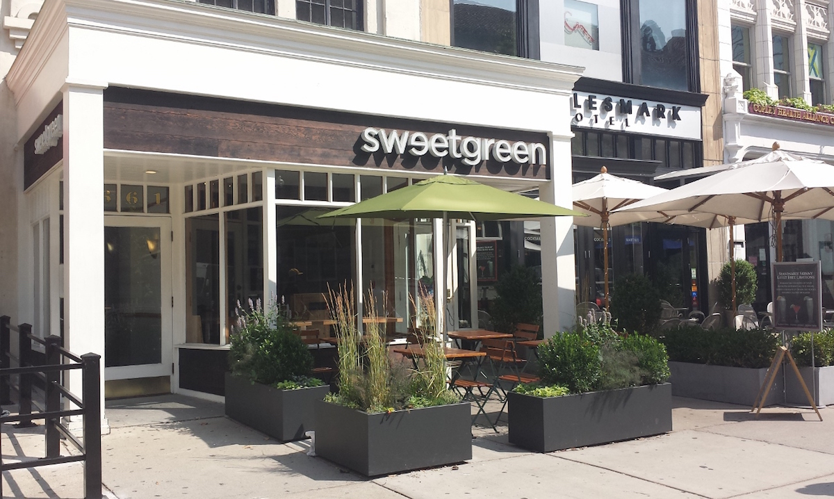 Sweetgreen commerical container 2